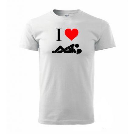 Póló - I Love...