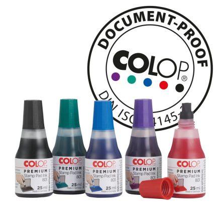 Colop bélyegző tinták (25 ml)