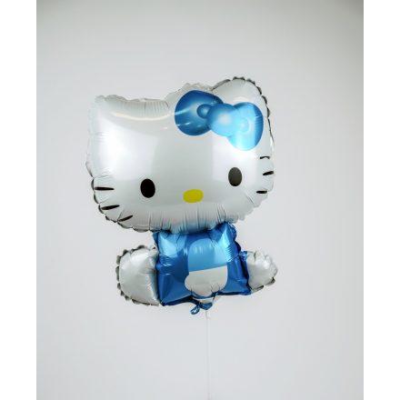 Hello Kitty formájú fólia léggömb