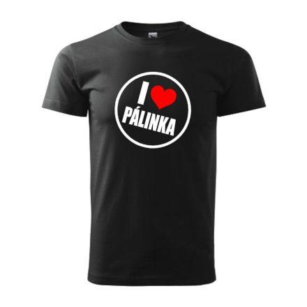 Póló - I Love Pálinka