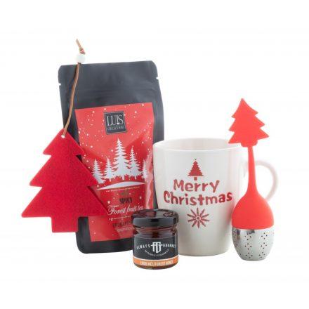 Teás karácsonyi ajándékcsomag