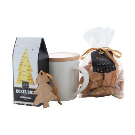 Cantuccini karácsonyi ajándékcsomag