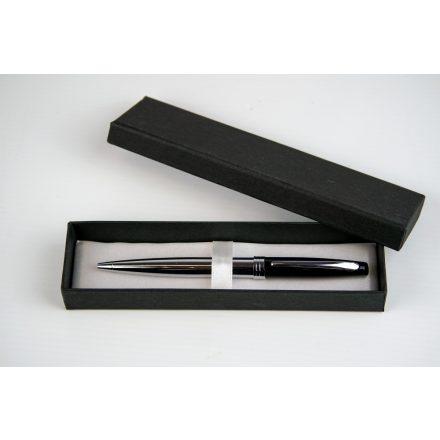 Gravírozható fém toll díszdobozban